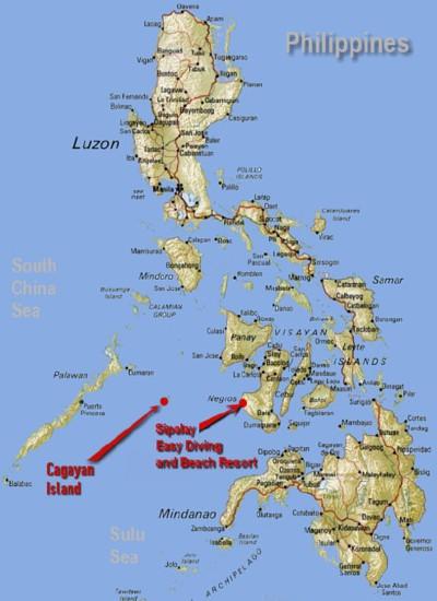 Cartina Geografica Isole Filippine.Cagayan Island Le Filippine Che Non Ti Aspetti